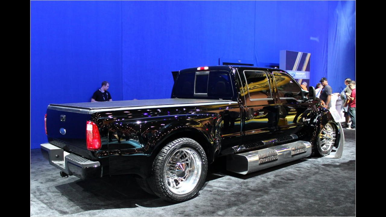 Ford F-650 Hollow Point