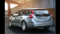 Volvo V60 Plug-in-Hybrid im Test