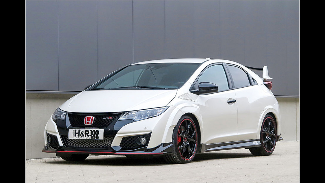 Hondas Hot Hatch geht noch tiefer