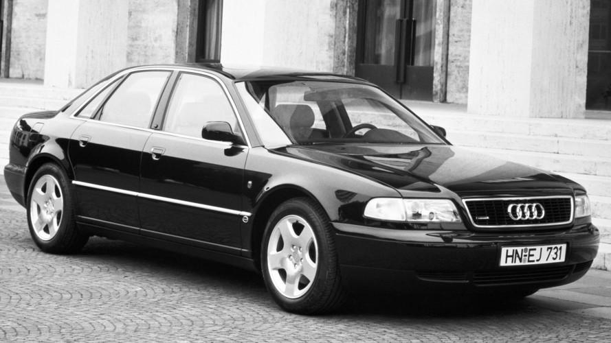 Audi A8 mega galeri