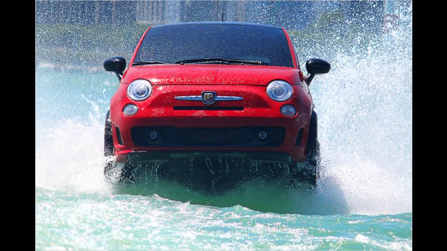 Surfin` Fiat in den USA