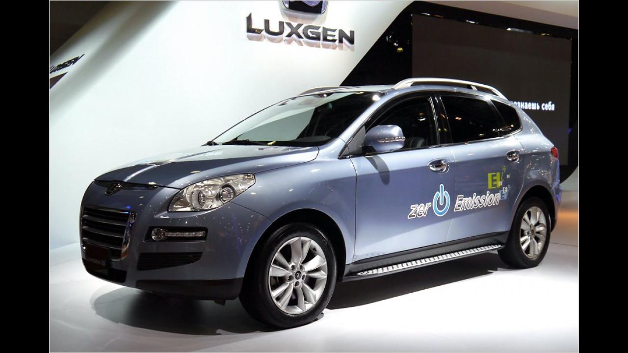 Luxgen 7 Electric