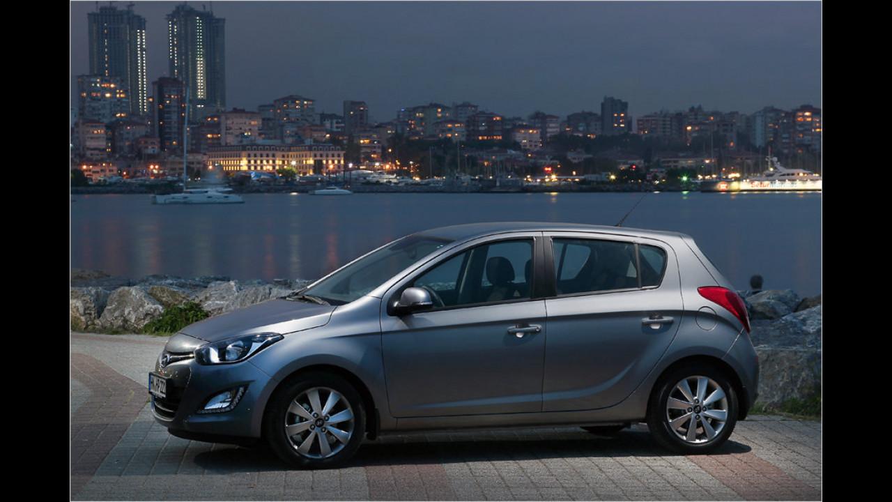 Hyundai 5 Star Edition