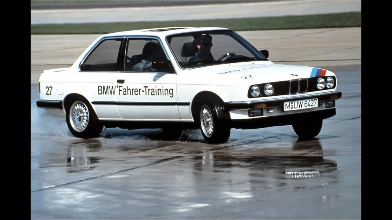 30 Jahre BMW 3er-Reihe (E30)