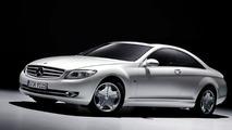 New Mercedes CL Class