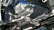 Fitting of BMW M5 exhaust