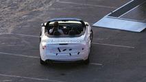 Audi S5 Convertible First Spy Photos