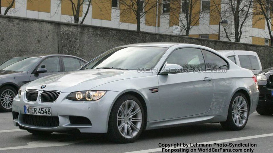 SPY PHOTOS: BMW M3 Coupe and Four Door