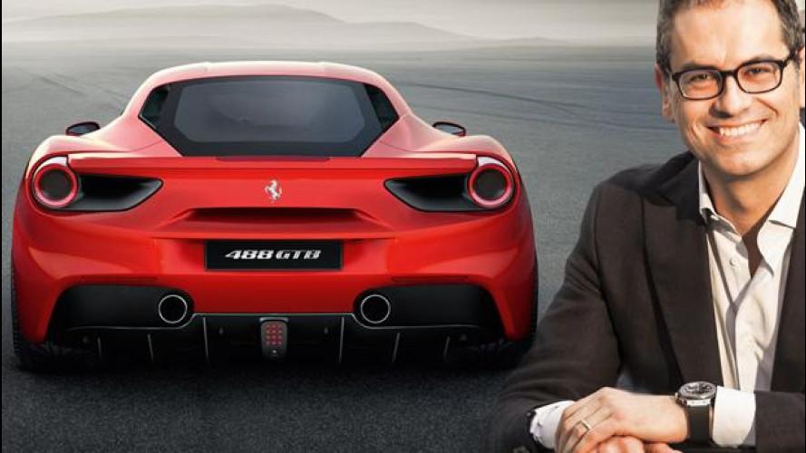 Ferrari 488 GTB, la parola al designer