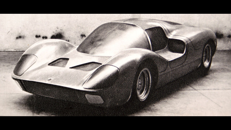 Abarth 6000 Prototipo: uccisa nella culla