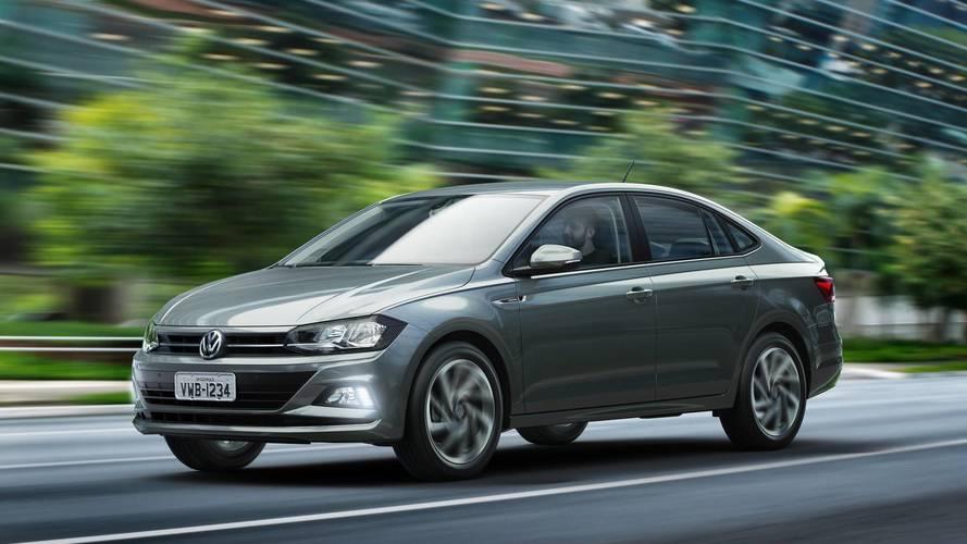 Yeni Volkswagen Polo'nun sedanı Virtus resmen tanıtıldı
