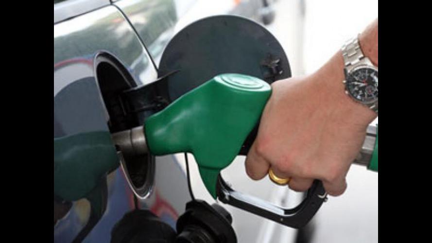 Sciopero benzinai, un distributore su due eroga carburanti