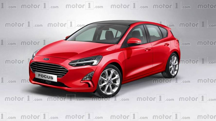 La nouvelle Ford Focus devrait ressembler à ça