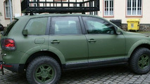 Volkswagen Touareg Military Version