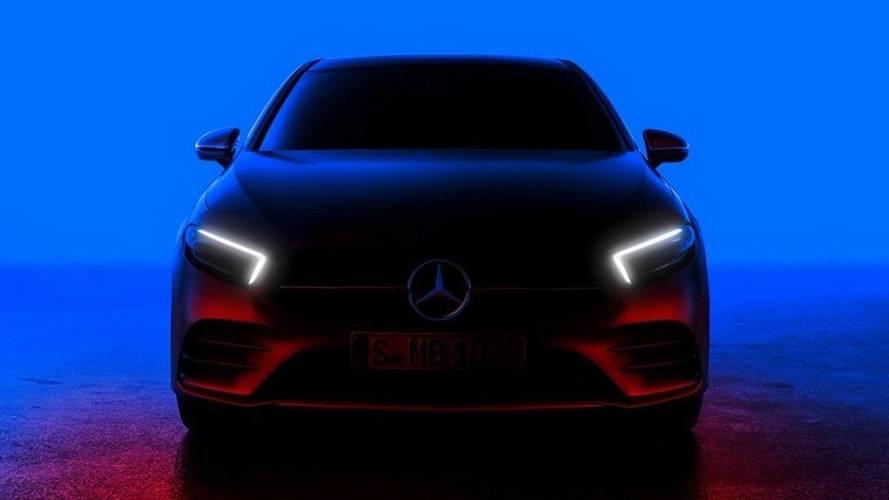 El Mercedes-Benz Clase A 2018 se presentará el próximo 2 de febrero