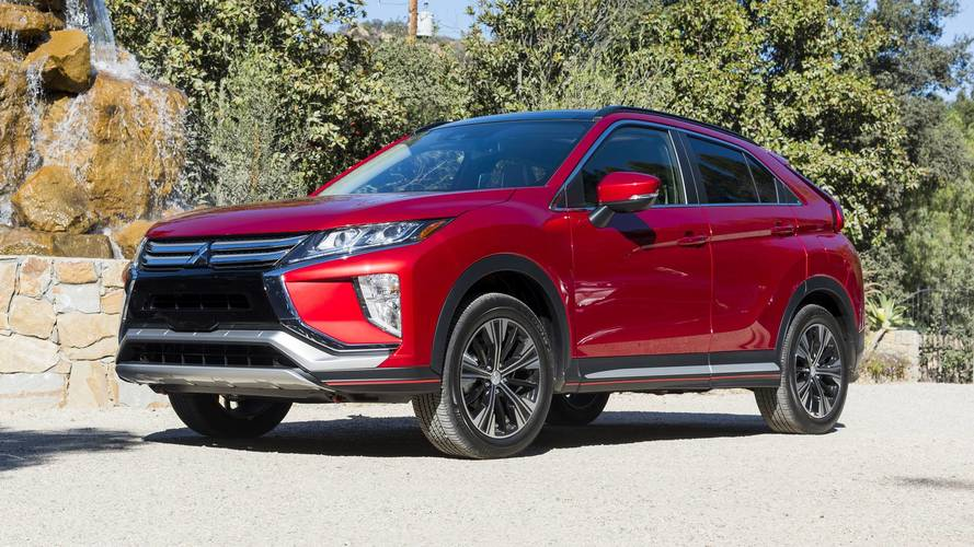 Most Expensive 2018 Mitsubishi Eclipse Cross Costs $36,135