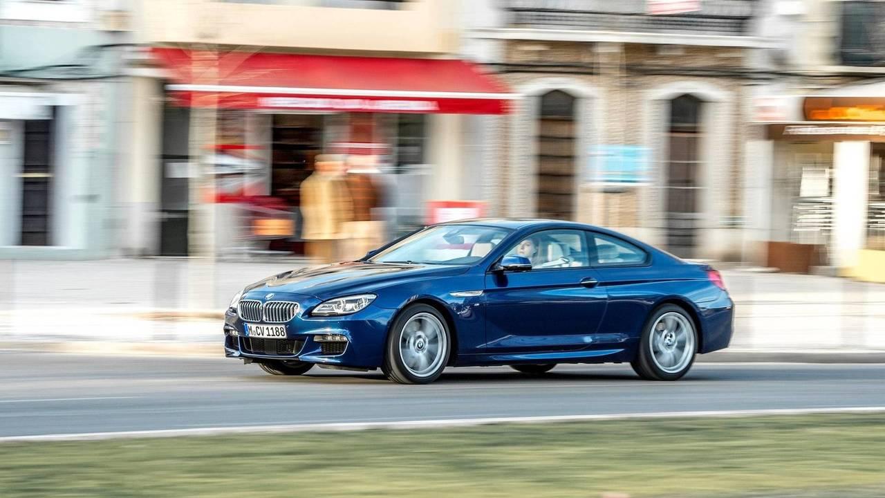 6 - BMW Série 6
