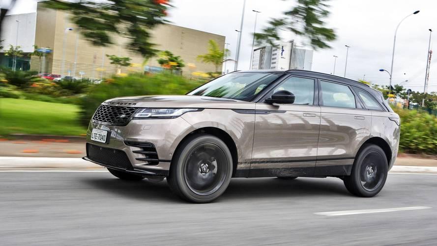 Range Rover Velar é convocado por falha no sistema de aquecimento