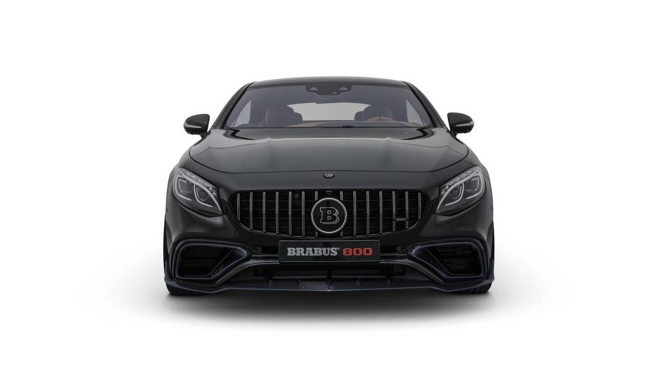 2018 Brabus 800 Coupe based on the Mercedes-AMG S63 Coupe