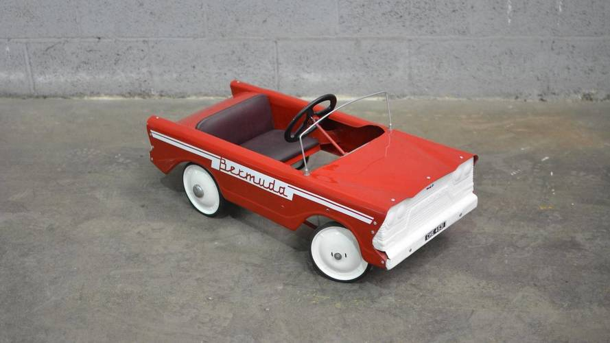 More Than 140 Pedal Cars To Be Sold At Auction