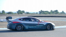Tesla Model S per il Campionato Electric GT