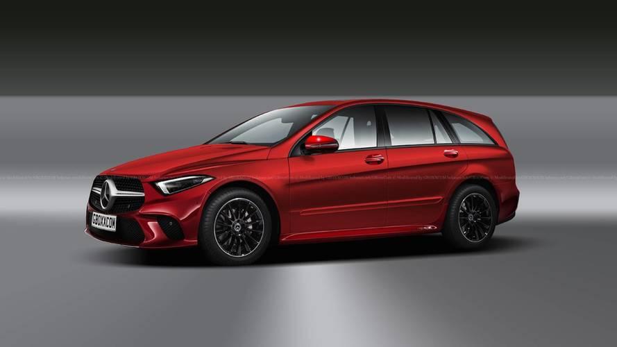 Mercedes R63 bu tasarım yorumuyla küllerinden doğdu