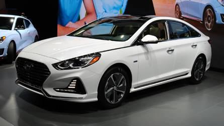 2018 Hyundai Sonata Hybrid And PHEV Arrive In Chicago