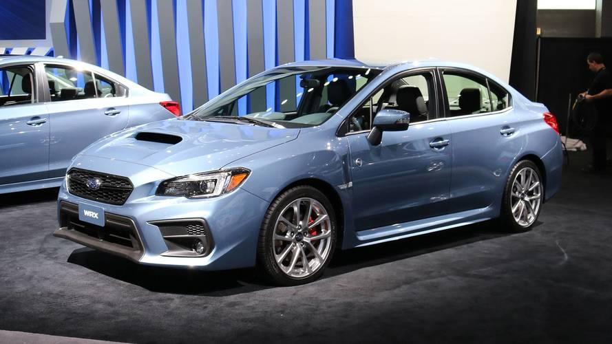 Subaru Wishes Itself Happy Birthday With 50th Anniversary Models