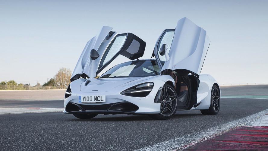McLaren Electric Ultimate Series hızlı olacak
