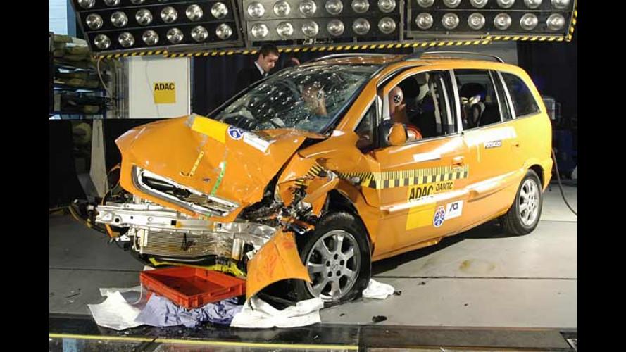 Erdgasfahrzeuge: Was passiert beim Crash?