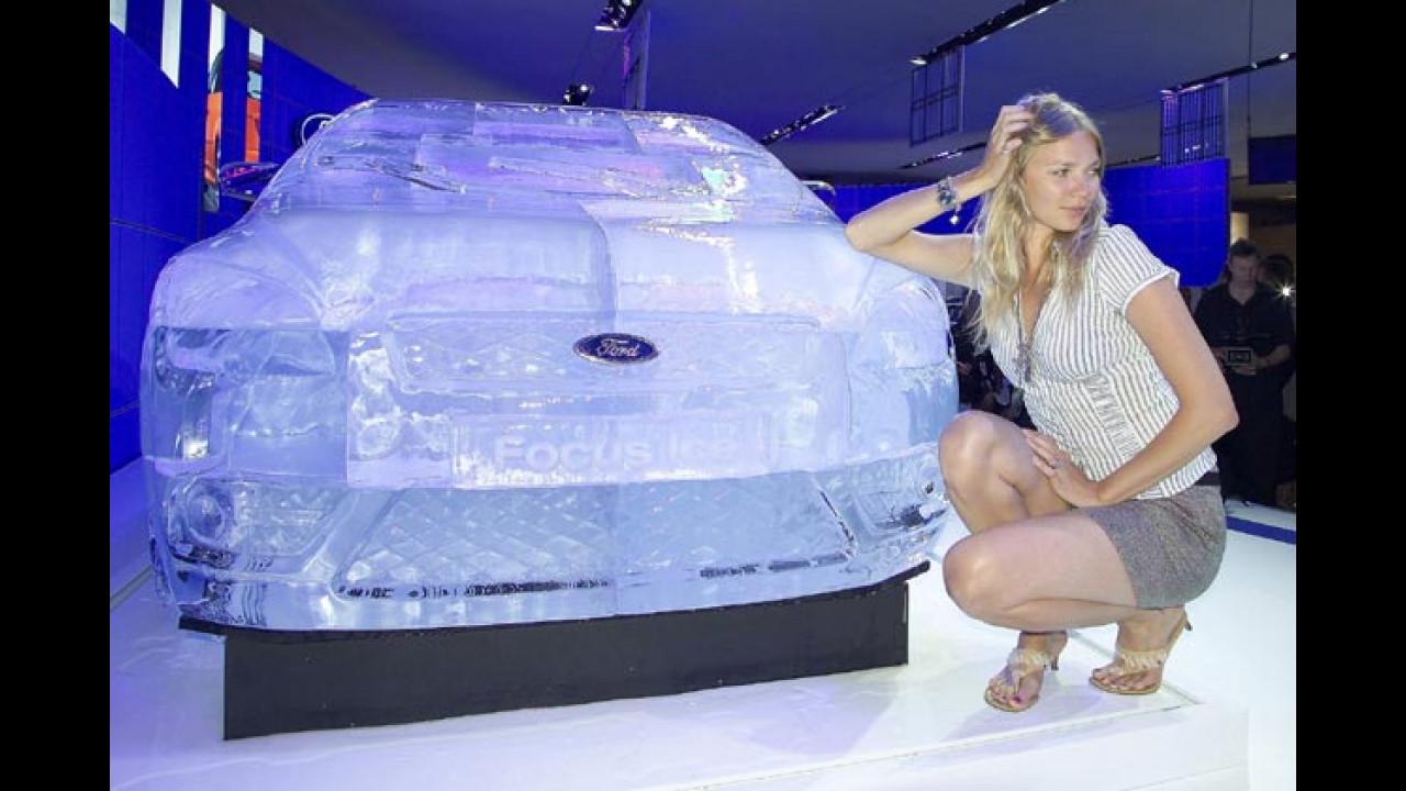 Eiskalter Ford