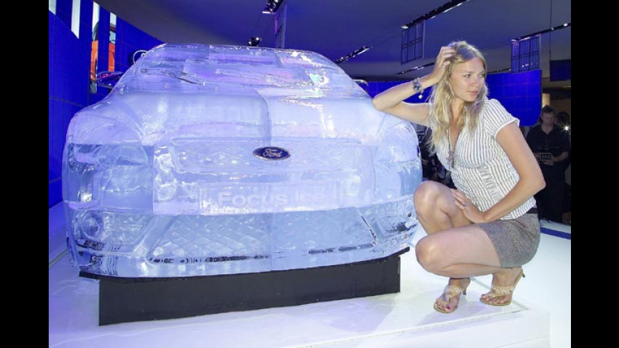 Aeroholiker: Ford präsentiert offenen Focus FFV