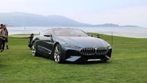 BMW 8 Series Concept: Pebble Beach Concours