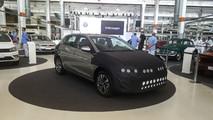 Yeni Volkswagen Polo fabrika fotoğrafları
