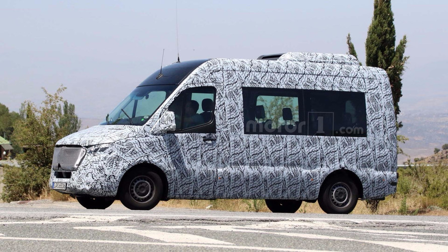 Mercedes Sprinter EV Will Be Made In Duesseldorf