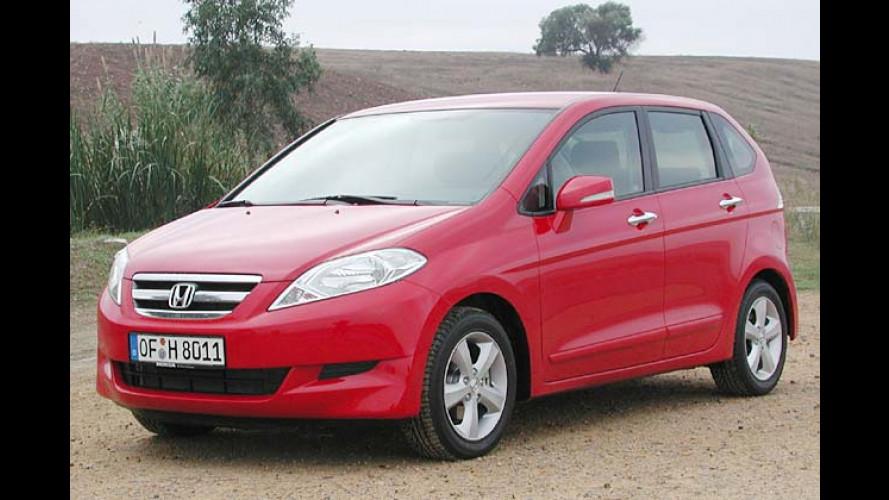 Honda FR-V Diesel: Verkaufsstart im Sommer