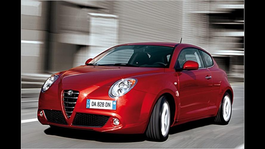 Kleiner Sportler: Alfa Romeo stellt den neuen MiTo vor