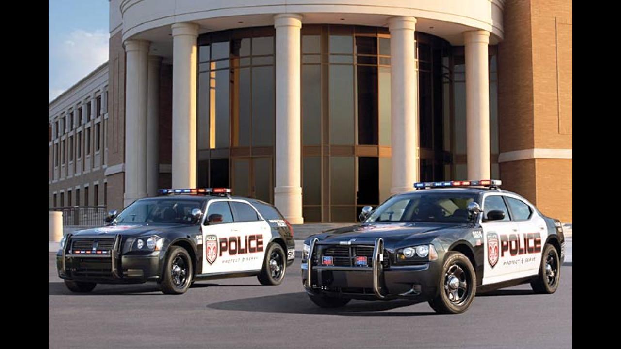 Verbrecherjagd mit Dodge