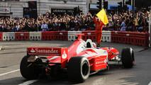 Exhibición Londres F1 2017