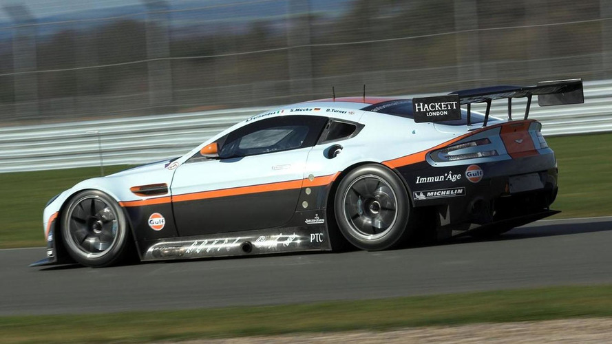 Aston Martin reveal Vantage GTE, confirms return to endurance racing [video]