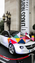 Vauxhall Adam&Fred art car - 14.9.2012