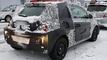 2013 Opel Allegra / Junior prototype spy photo
