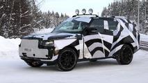 2013 Land Rover Range Rover spy photo 13.2.2011