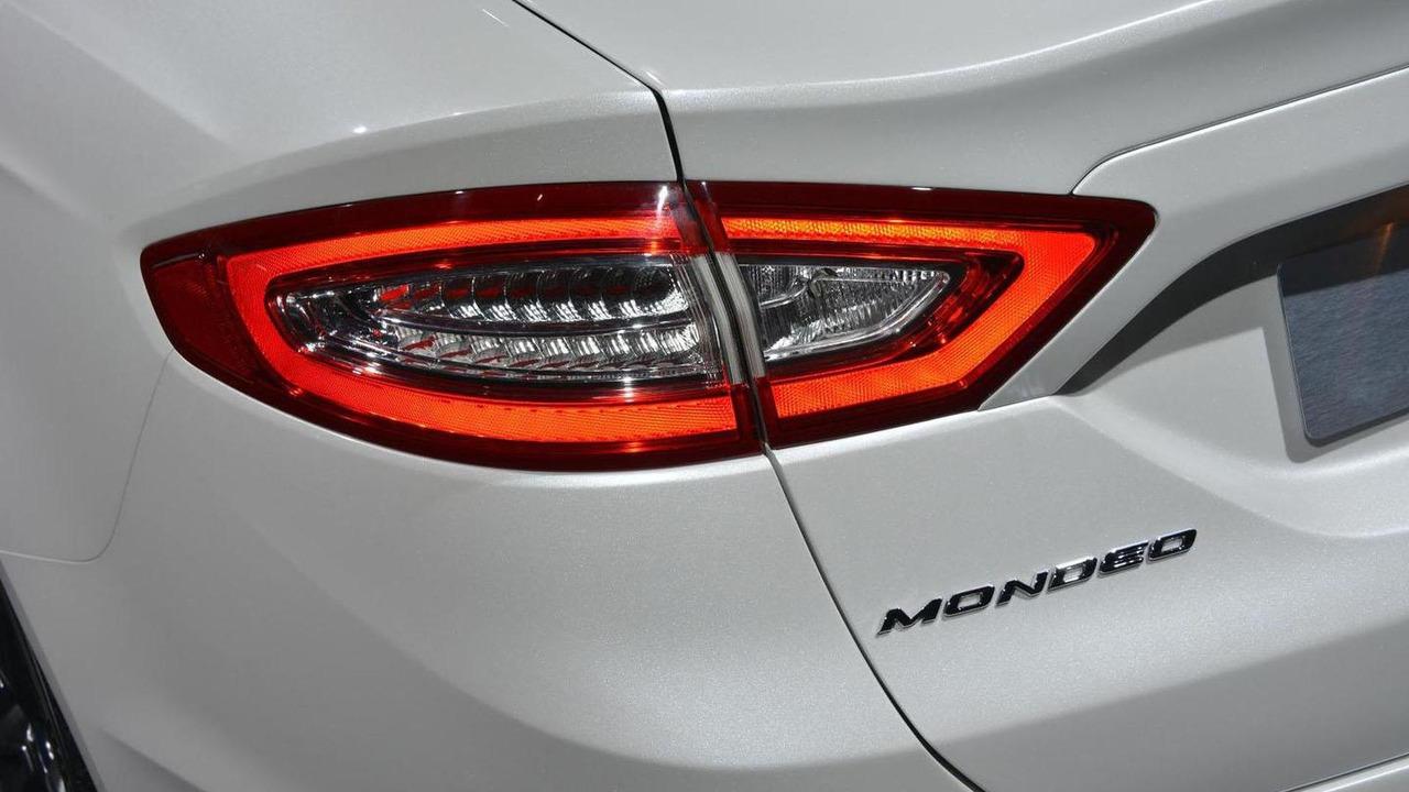 задний вид форд мондео 4 #11