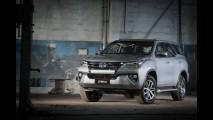 Excesso de confiança: nova Toyota SW4 já é vendida com ágio