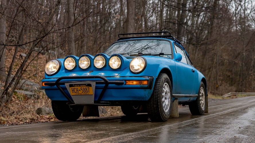 Buying and owning a Project Safari Porsche 911