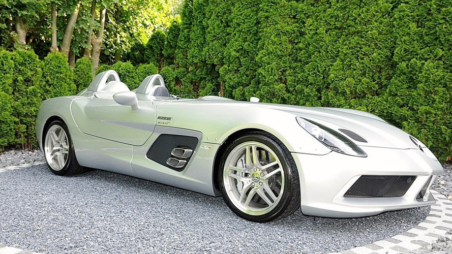 Mercedes SLR Stirling Moss is more expensive than a Bugatti Chiron