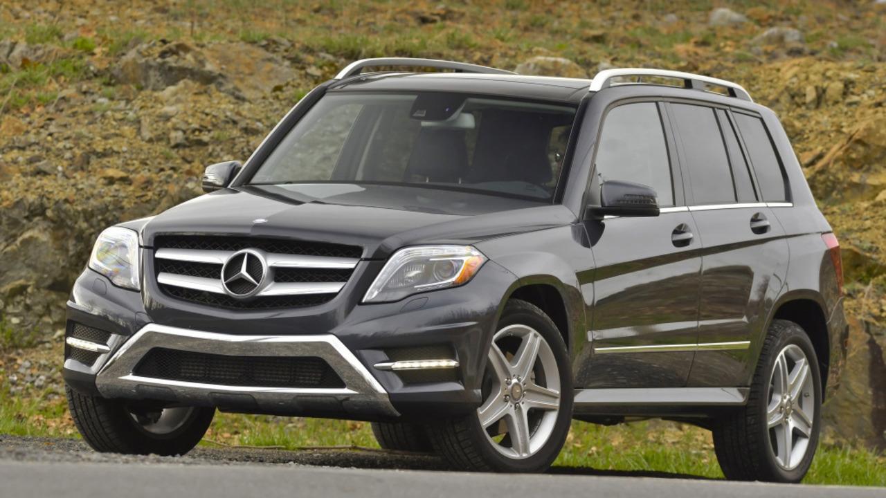 Mercedes GLK BlueTec
