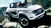 Suzuki X-Lander Concept