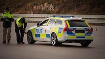 Volvo V90 Polícia